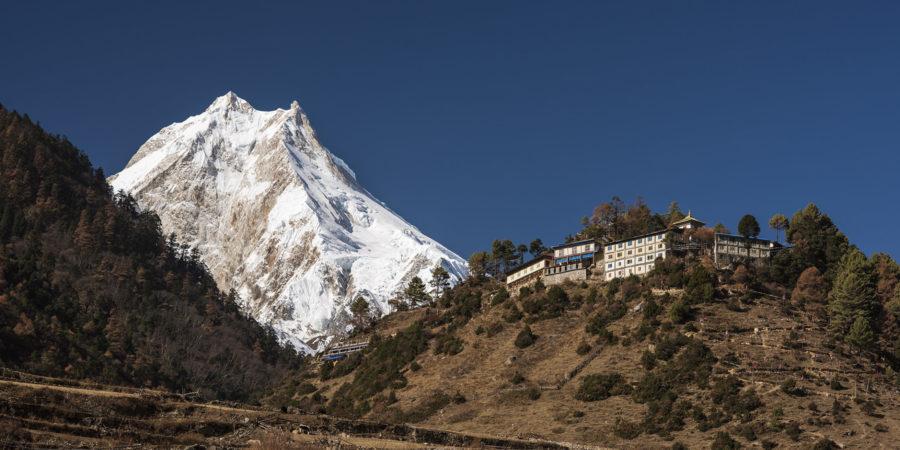 Himalaya Berge Karte.Himalaya Mein Weg In Die Berge